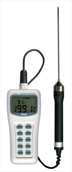エー・アンド・デイ 防水型中心温度計 AD-5604C  6-0549-1201 BOVQ401