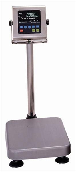 直送品■エー・アンド・デイ 防水・防塵デジタル台秤 60 HV-60KVWP-K BDI4801 [7-0561-0201]