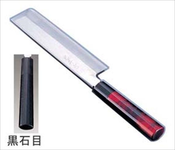 インテックカネキ 歌舞伎調和庖丁 忠舟 薄刃 19.5cm 黒石目 6-0275-1105 ATD0305