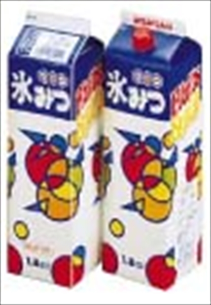 ハニー 氷みつ(8本入) いちご  6-0845-0301 FKO14001