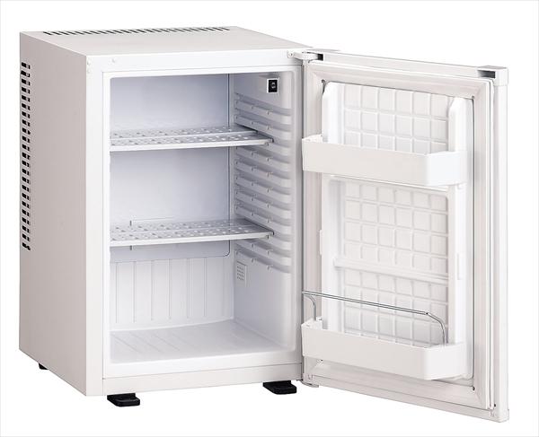 エクセレンス エクセレンス 客室用冷蔵庫(ペルチェ式) ML-640W ホワイト ELIF602 [7-0686-0302]
