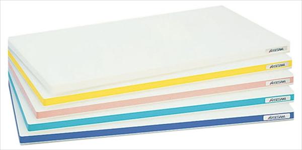 直送品■ハセガワ ポリエチレン・かるがるまな板標準 750×350×H25 青 AMN381075 [7-0349-0169]
