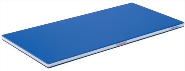 直送品■ハセガワ 抗菌ポリエチレン・ブルーかるがるまな板 600×300×25 AMNJ407 [7-0348-0307]