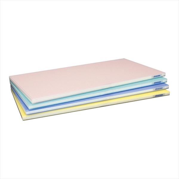 ポリエチレン 全面カラーかるがるまな板 460×260×H18mm 青 6-0335-0107 AMNK006