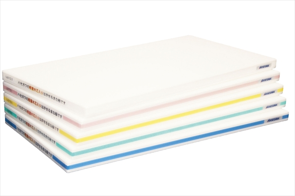 ハセガワ ポリエチレン・軽量おとくまな板 4層 500×250×H25 W 6-0338-0101 AOT1201