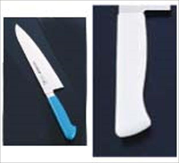 ハセガワ 抗菌カラー庖丁 牛刀 27 MGK-270 ホワイト 6-0309-0525 AKL09271B