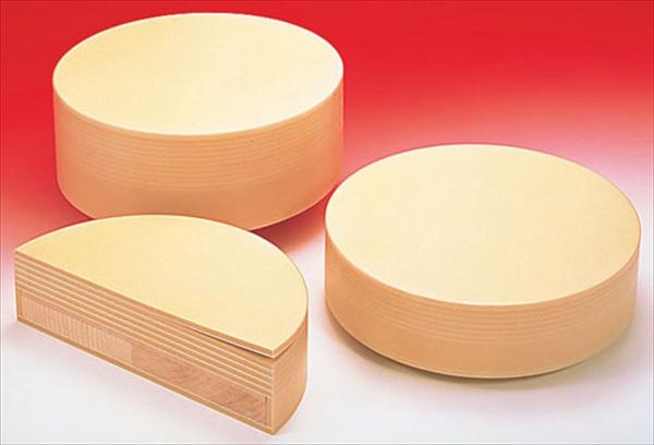 ハセガワ 抗菌性ラバーラ・中華まな板 (9層) φ400×H150 6-0342-0702 AMN49940