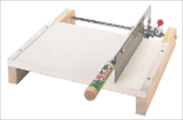 ウエダ製作所 木製 麺切カッター 12型  AMV08 [7-0374-0301]