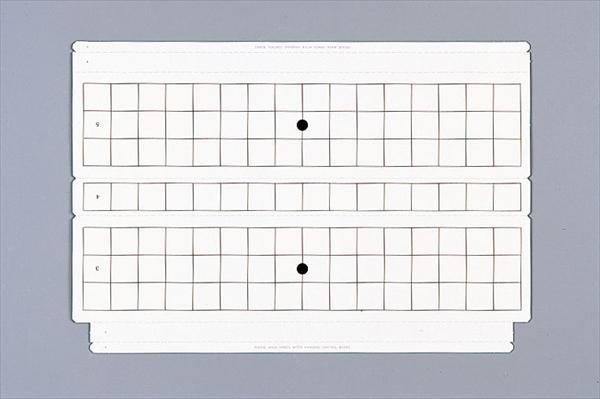 ブランデンバーグ 方眼補虫紙(30枚入) 白 ZHK1103 [7-2531-0903]
