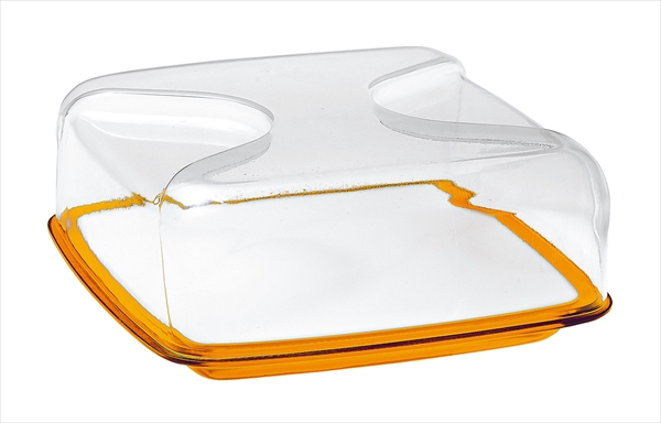 グッチーニ グッチーニ チーズボード L(カバー付) 2700.0045 オレンジ 6-0518-0103 RGTB803