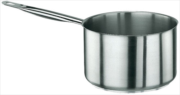 PADERNO パデルノ 18-10片手深型鍋 (蓋無) 1006-32 AKT9932 [7-0021-0408]