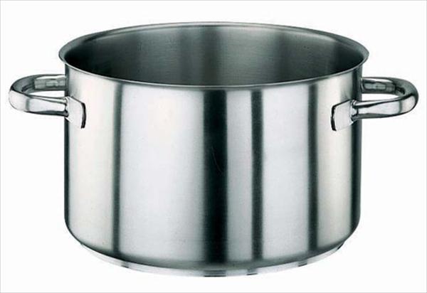 PADERNO パデルノ 18-10半寸胴鍋 (蓋無) 1007-18 6-0025-0201 AHV8718