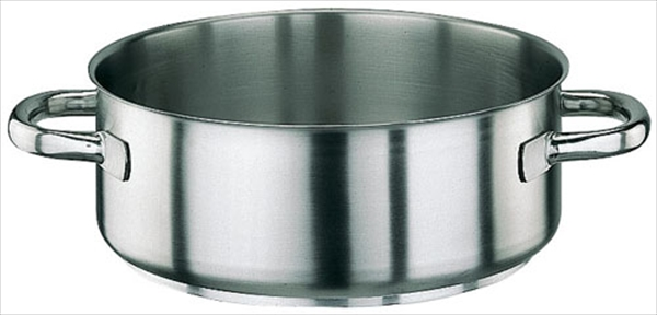 清水食器 パデルノ 18-10外輪鍋 (蓋無) 1009-50 ASTF350 [7-0021-0309]