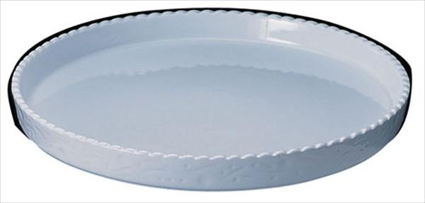 ロイヤル ロイヤル 丸型グラタン皿 ホワイト PB300-40-7 RLI26 [7-2199-0801]