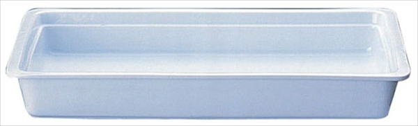ロイヤル ロイヤル陶器製 角ガストロノームパン PB625-11 1/1 ホワイト 6-1490-1001 NGS011