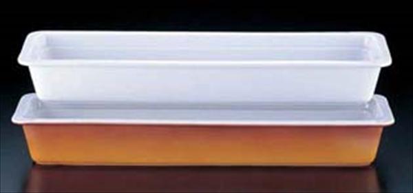 ロイヤル ロイヤル陶器製 角ガストロノームパン PC625-24 2/4 カラー No.6-1490-1202 NGS0702