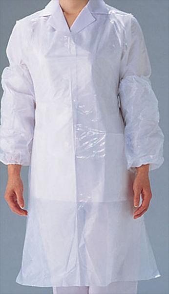 パル パル ポリエプロン(200枚×5ロール) OA301W ホワイト No.6-1331-0804 SEP664