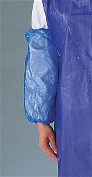 パル パル オーバースリーブ (2000枚入) OS301B ブルー 6-1331-0702 SAC032