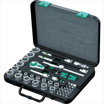 新作からSALEアイテム等お得な商品満載 3594 Wera 8100SB2 サイクロップラチェットセット 3/8 Wera社 ]:ダイレクトコム オレンジB ~Smart-Tool館~ [-DIY・工具