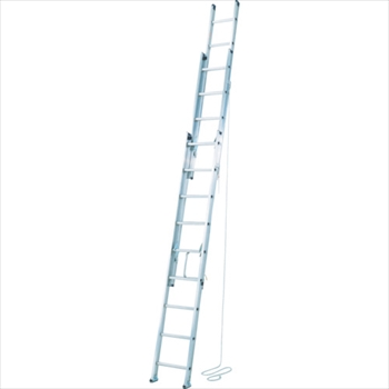 (株)ピカコーポレイション ピカ 3連はしごアルフ3ALF型 6.6m オレンジB [ 3ALF67 ]