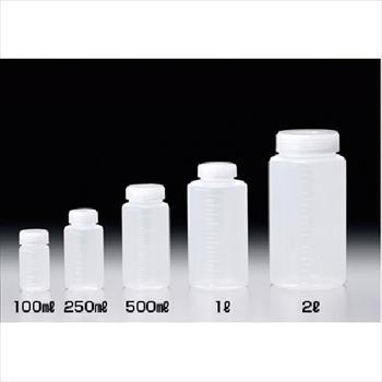 (株)サンプラテック サンプラ クイックボトル 1L 広口 (50個入) [ 25013 ]