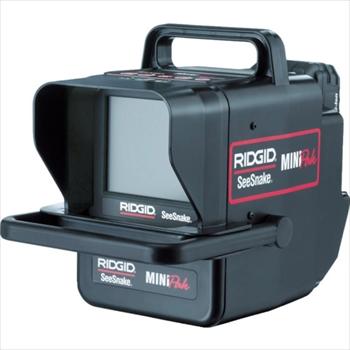 Ridge Tool Company RIDGID ミニパックモニター [ 32668 ]