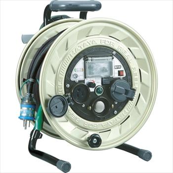 (株)ハタヤリミテッド ハタヤ 大容量メタルセンサー(金属感知機能付)リール 単相100V 20m [ MSS231KV ]