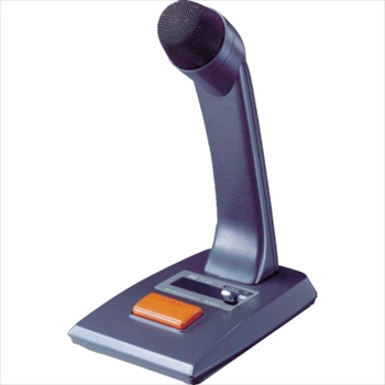 TOA(株) TOA 卓上型マイク リモート機能付 [ PM660D ]