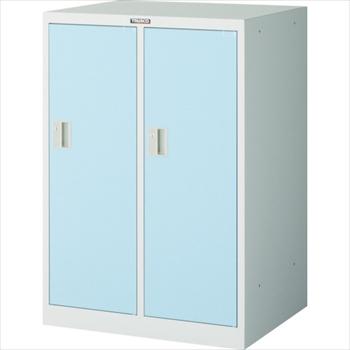 トラスコ中山(株) TRUSCO オレンジブック ミニロッカー 2連用 ブルー [ MLK2B ]