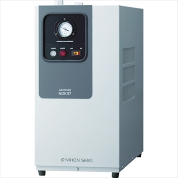 日本精器(株) 日本精器 高入気温度型冷凍式エアドライヤ3HP用 [ NDK22 ]