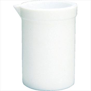 (株)フロンケミカル フロンケミカル フッ素樹脂(PTFE) 肉厚ビーカー 2L [ NR0202007 ]