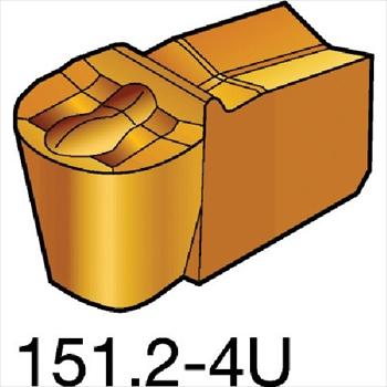 サンドビック(株)コロマントカンパニー SANDVIK サンドビック T-Max Q-カット 突切り・溝入れチップ 235 [ N151.2400304U ]【 10個セット 】