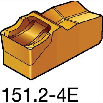サンドビック(株)コロマントカンパニー SANDVIK サンドビック T-Max Q-カット 突切り・溝入れチップ 1125 [ N151.26004E ]【 10個セット 】