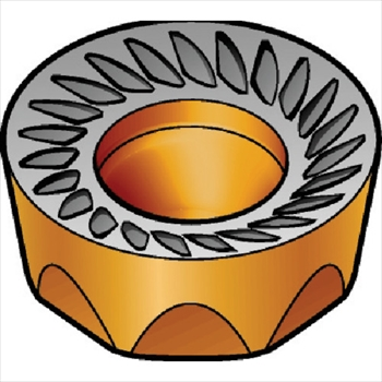 サンドビック(株)コロマントカンパニー SANDVIK サンドビック コロミル200用チップ 4220 [ RCKT1204M0PH ]【 10個セット 】