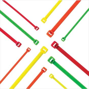 パンドウイットコーポレーション パンドウイット ナイロン結束バンド 蛍光オレンジ (1000本入) [ PLT2IM53 ]
