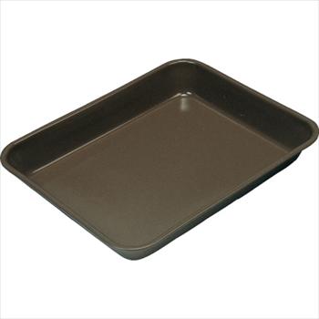 (株)フロンケミカル フロンケミカル フッ素樹脂コーティング標準バット 標準4 膜厚約50μ [ NR0376009 ]