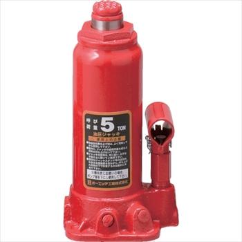 オーエッチ工業(株) OH 油圧ジャッキ 5T オレンジB [ OJ5T ]