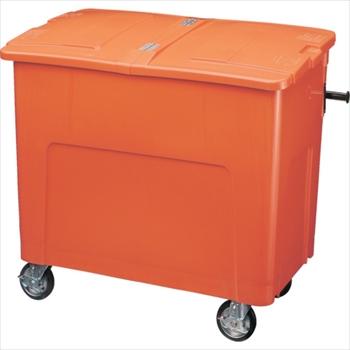 積水テクノ成型(株) 積水 リサイクルカートアウトバー0.6 オレンジ [ RCJ6O ]