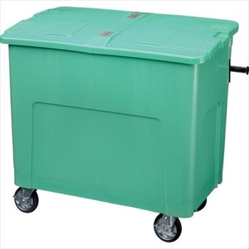 積水テクノ成型(株) 積水 リサイクルカートアウトバー0.6 グリーン [ RCJ6SB ]※フタ別売です。