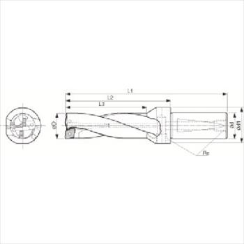 京セラ(株) KYOCERA  ドリル用ホルダ オレンジB [ S25DRZ175106 ]