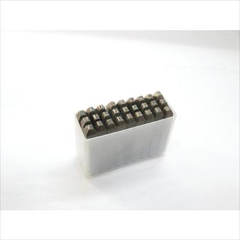 トラスコ中山(株) TRUSCO 逆英字刻印セット 6mm [ SKC60 ]
