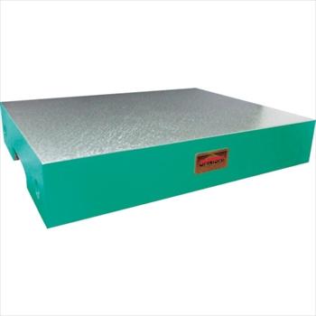 運賃別途 大西測定 株 OSS 箱型定盤 1年保証 300×450 1053045A オレンジB 倉庫 A級