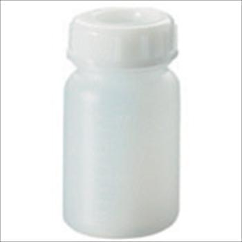 (株)サンプラテック サンプラ EOG滅菌瓶 100ml (PE広口)  (200個入) [ 17022 ]