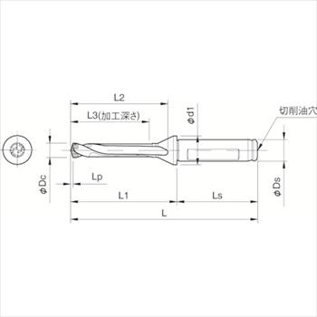 京セラ(株) 京セラ ドリル用ホルダ [ SF25DRC180M5 ]