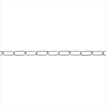 (株)ニッサチェイン ニッサチェイン ステンレスリンクCタイプ 2.0mm×30m [ SL20S ]