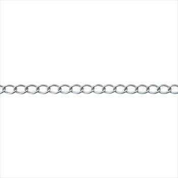 (株)ニッサチェイン ニッサチェイン ステンレスマンテルチェイン 2.3mm×30m [ SM123 ]