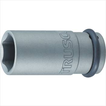 トラスコ中山(株) TRUSCO インパクト用ロングソケット(差込角25.4)対辺60mm [ T860AL ]