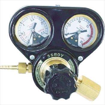 ヤマト産業(株) ヤマト 酸素用圧力調整器 SSボーイ(関東式) [ SSBOYOXE ]