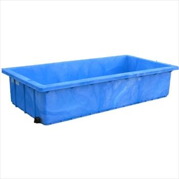 ★個人宅不可★ダイライト(株) ダイライト R型角型容器 排水栓付40A [ RL500 ]