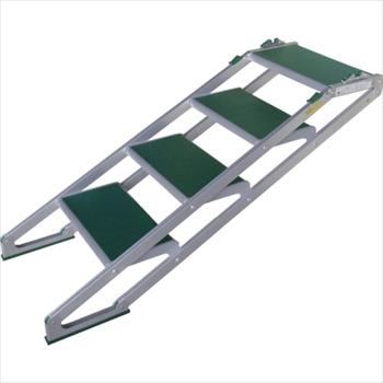 (株)森山鉄工 MT MTステップS型4段 [ S504 ]